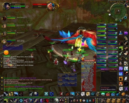 Click to view full size image  ==============  CLOWN down Hakkar for the first time BRING IN THE CLOWNS
