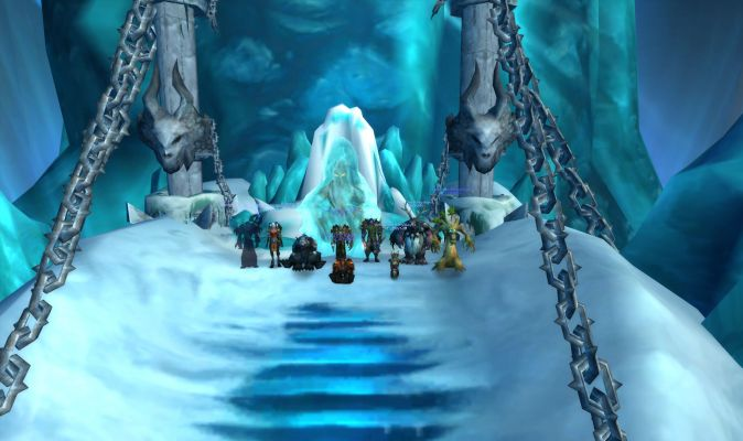 Click to view full size image  ==============  Lich King Throne